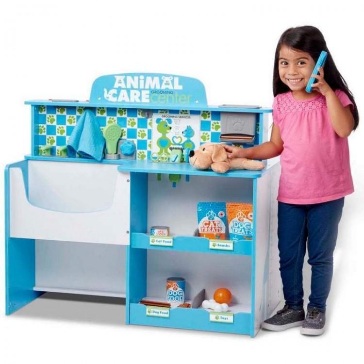 Centro de Atividade de Cuidados com Animais Melissa & Doug 31700 - Imagem: 3