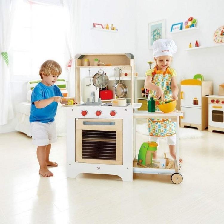 Cozinha Infantil Hape - E3126 - Imagem: 1