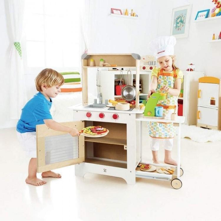 Cozinha Infantil Hape - E3126 - Imagem: 3