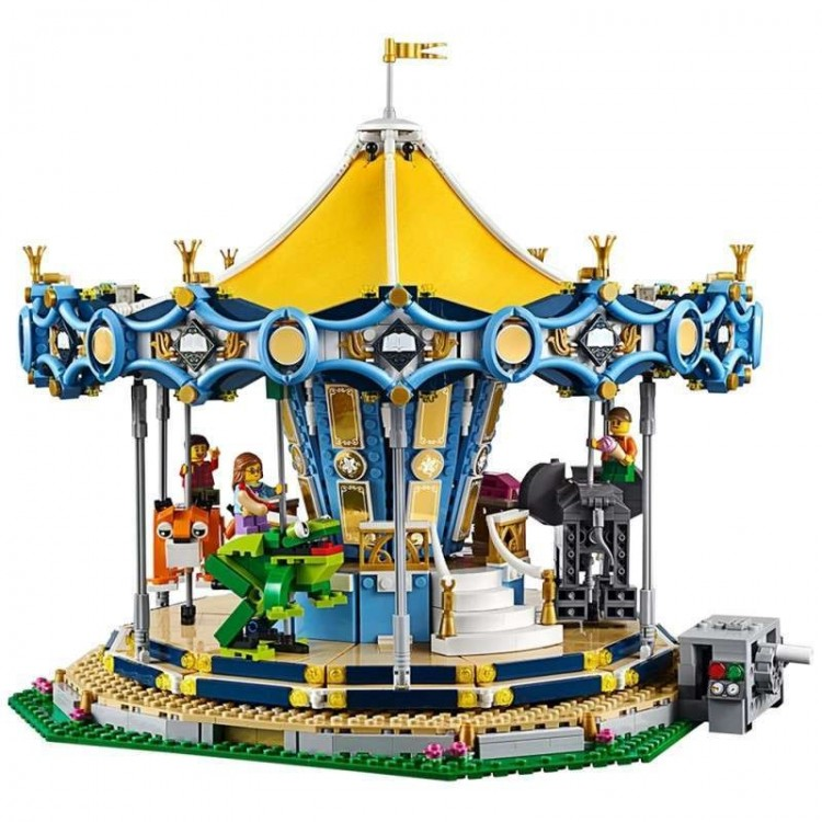 Lego Creator Carrossel 10257 ( 2670 Peças ) - Imagem: 5