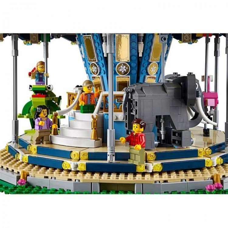 Lego Creator Carrossel 10257 ( 2670 Peças ) - Imagem: 3