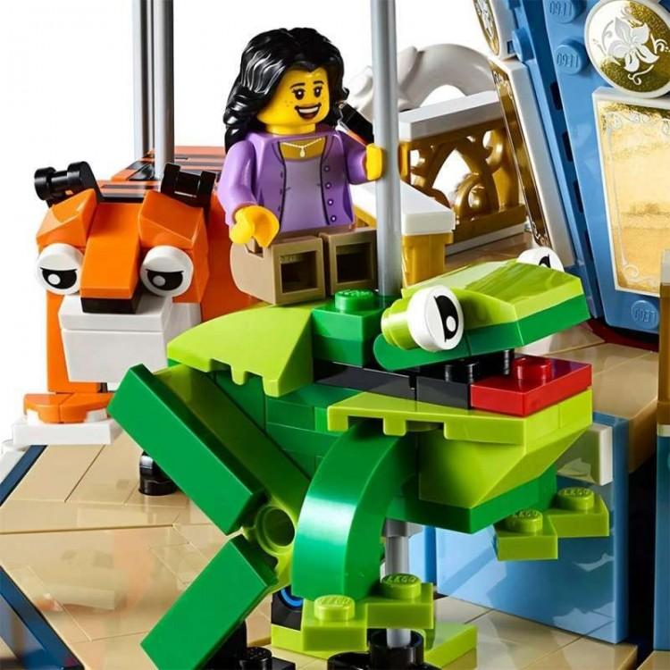 Lego Creator Carrossel 10257 ( 2670 Peças ) - Imagem: 1
