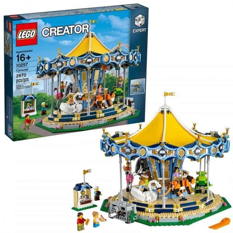Lego Creator Carrossel 10257 ( 2670 Peças ) - Imagem: 2