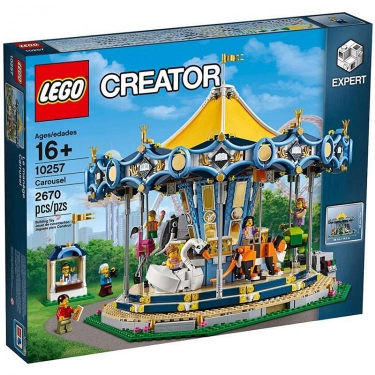 Lego Creator Carrossel 10257 ( 2670 Peças ) - Imagem: 4