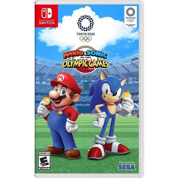 Jogo Mario & Sonic at the Olimpic Games Tokio 2020 - Nintendo Switch - Imagem: 5