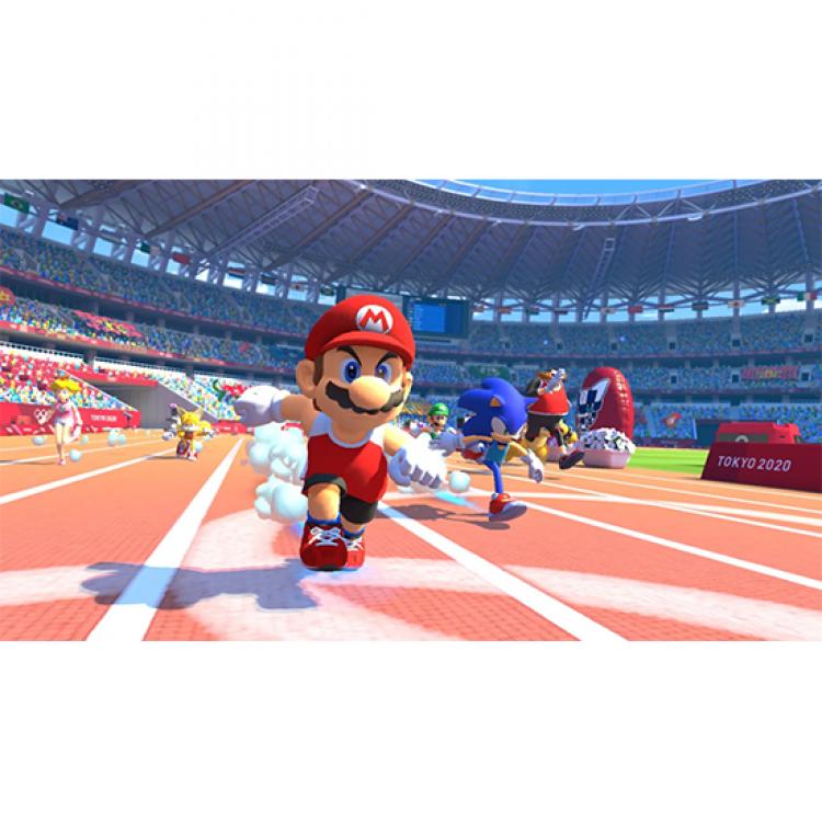 Jogo Mario & Sonic at the Olimpic Games Tokio 2020 - Nintendo Switch - Imagem: 2