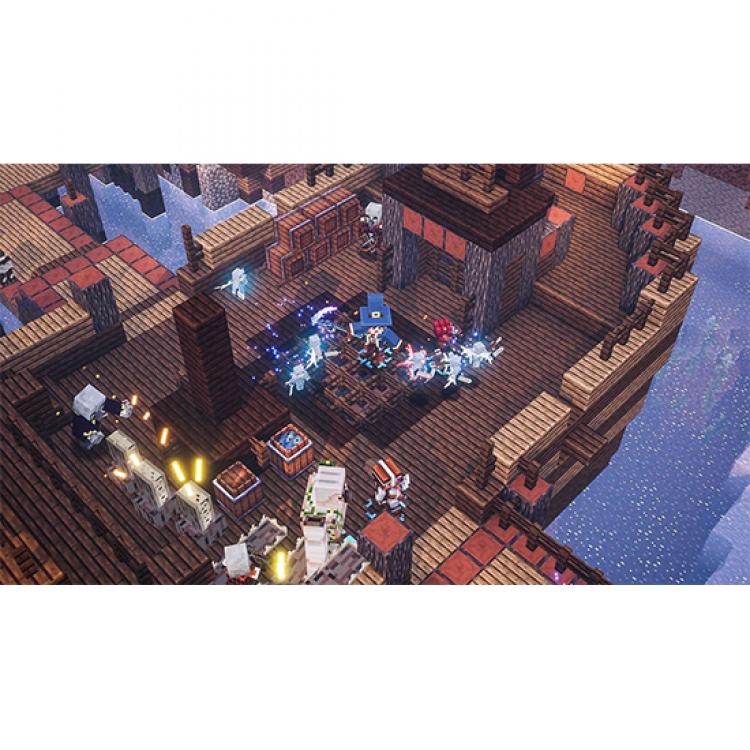 Jogo Minecraft Dungeons Hero Edition Nintendo Switch - Imagem: 1
