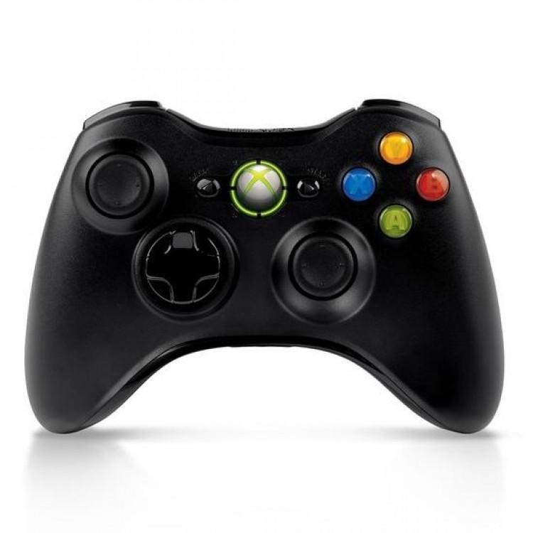 Controle para Xbox 360 Elite Sem Fio / Paralelo - Imagem: 1