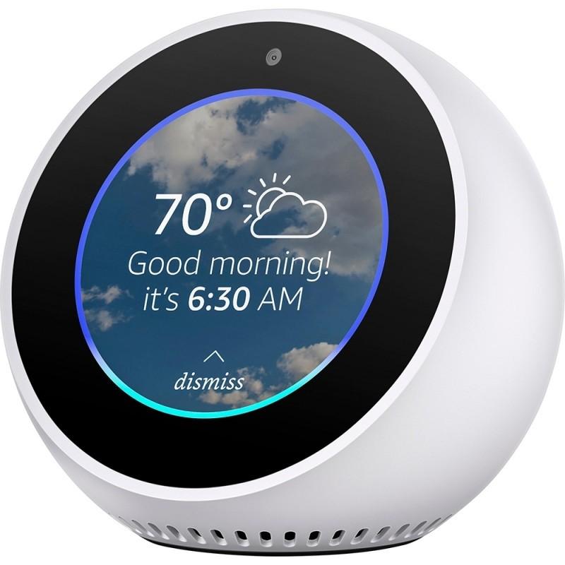 Echo Spot Smart Despertador com Alexa Amazon