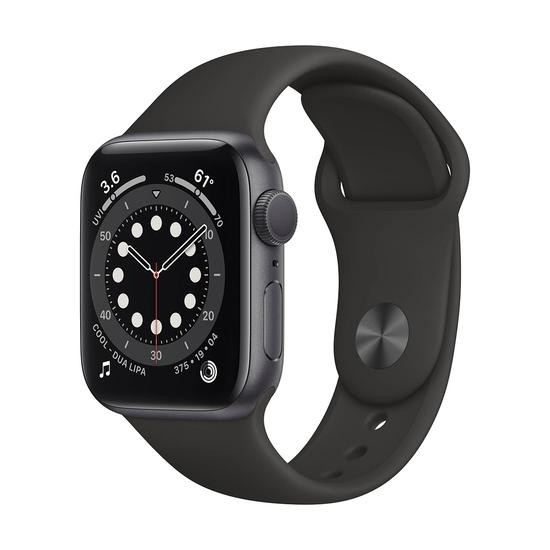 Smartwatch Apple Watch Serie 6 44MM Space Gray/Black Band