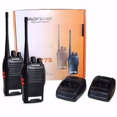 Radio Comunicador Baofeng BF-777S Talkabout