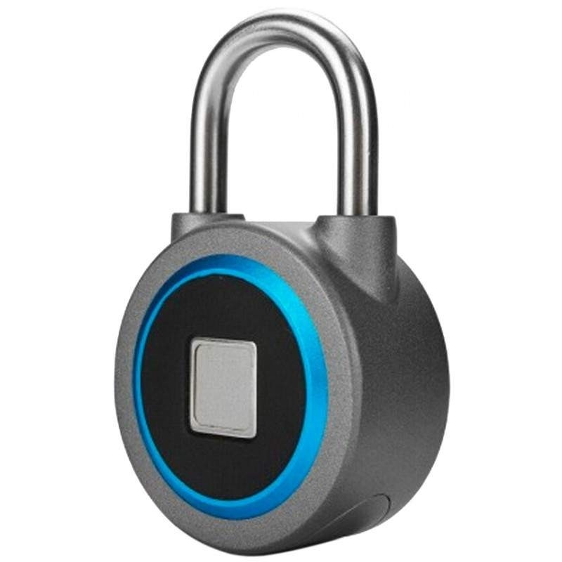 Cadeado Digital Biométrico OKLOK Bluetooth