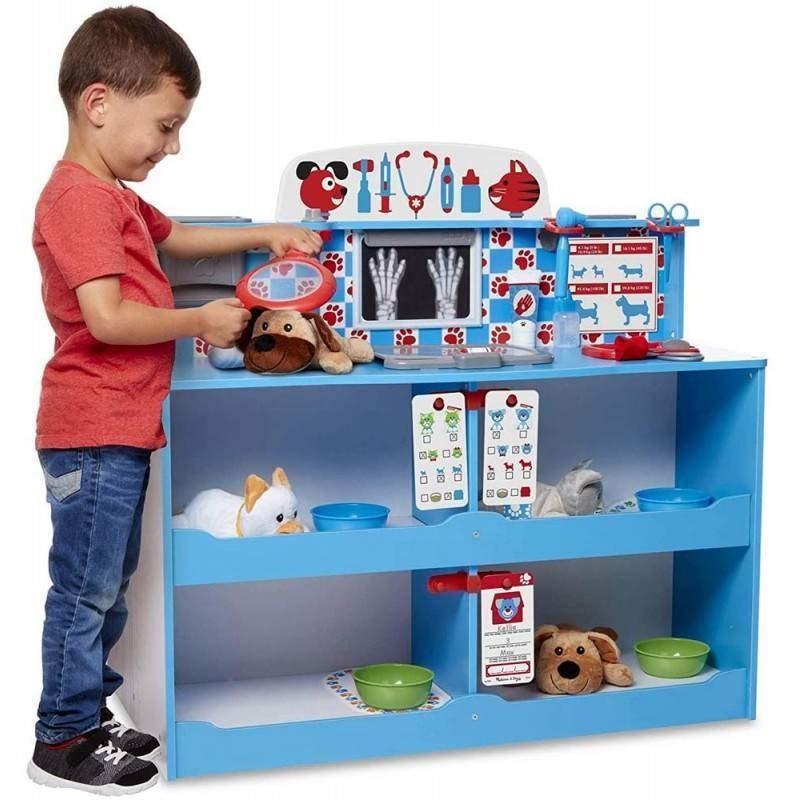 Centro de Atividade de Cuidados com Animais Melissa & Doug 31700