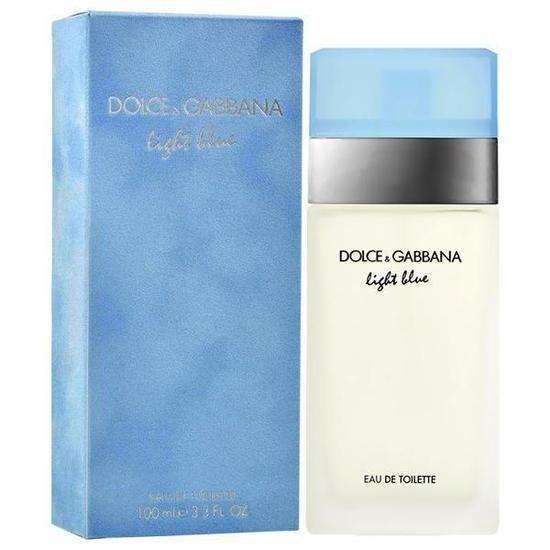 Perfume Dolce & Gabbana Light Blue Eau de Toilette Feminino 100ML