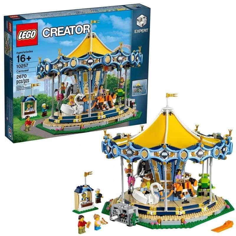 Lego Creator Carrossel 10257 ( 2670 Peças )