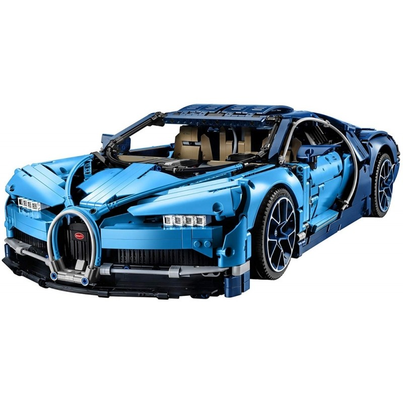 Lego Technic Bugatti Chiron 42083 - 3599pcs