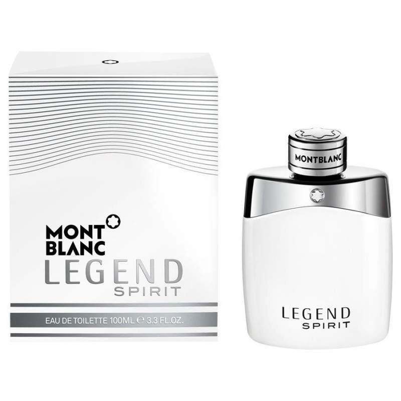 Perfume Montblanc Legend Spirit Eau de Toilette Masculino 100ML