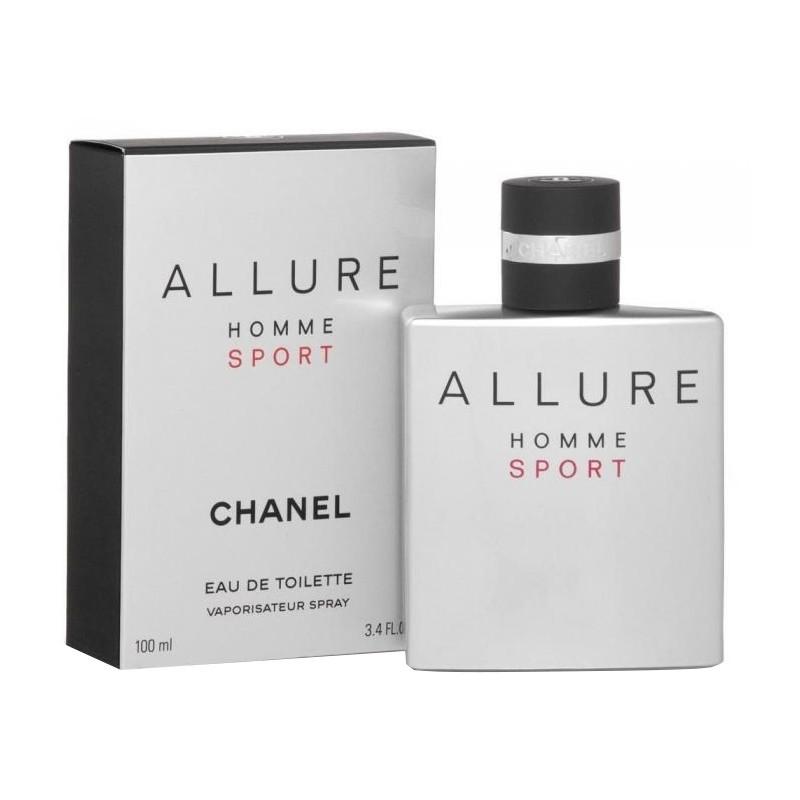 Perfume Chanel Allure Homme Sport EDT 100mL - Masculino
