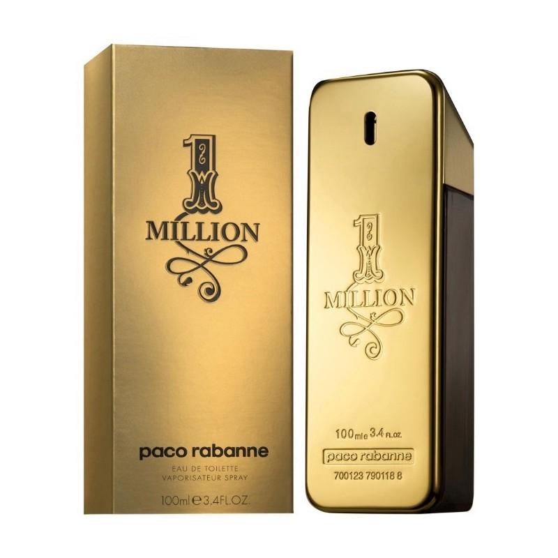Perfume Paco Rabanne 1 Million EDT 100mL - Masculino