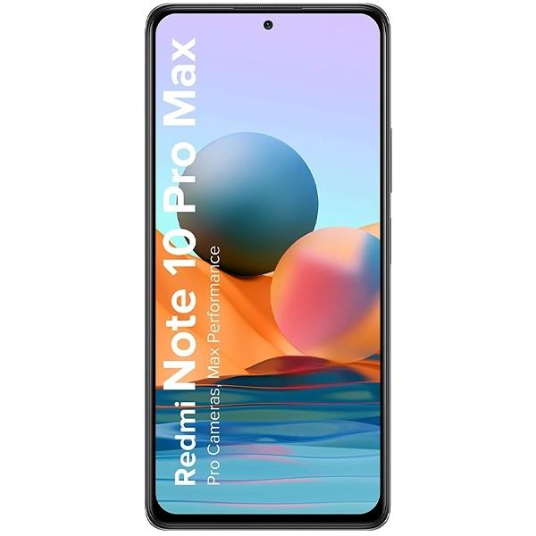 Smartphone Xiaomi Redmi Note 10 Pro Max Dual SIM 128GB 6.67