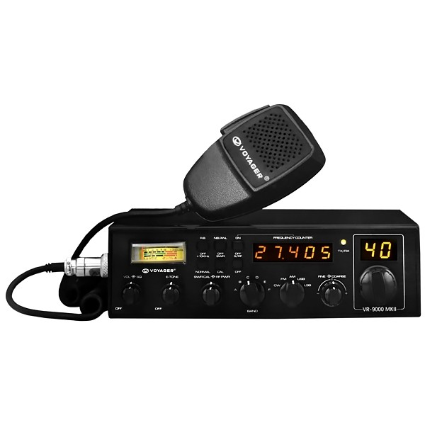 Radio PX Voyager VR-9000MK II 271 Canais